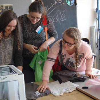 FabLab Bayreuth e.V. – Schülerprojekte