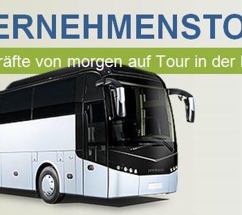 Logo zu den Unternehmenstouren der Stadt Bayreuth