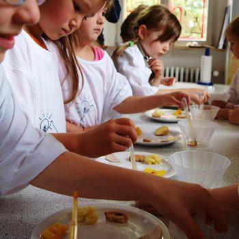 Haus der kleinen Forscher – Kinderprojekte