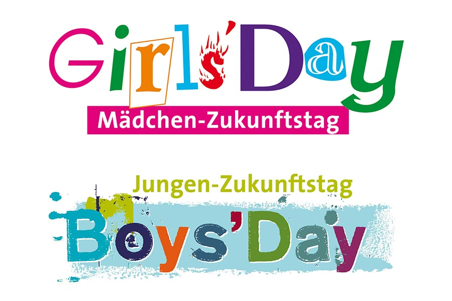 Logo Girl's & Boy's Day