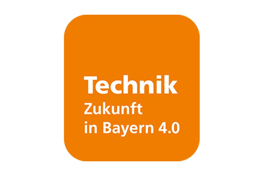 Logo Technik-Zukunft in Bayern 4.0