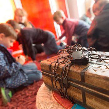 Spielmobil Bayreuth – Kinder spielen
