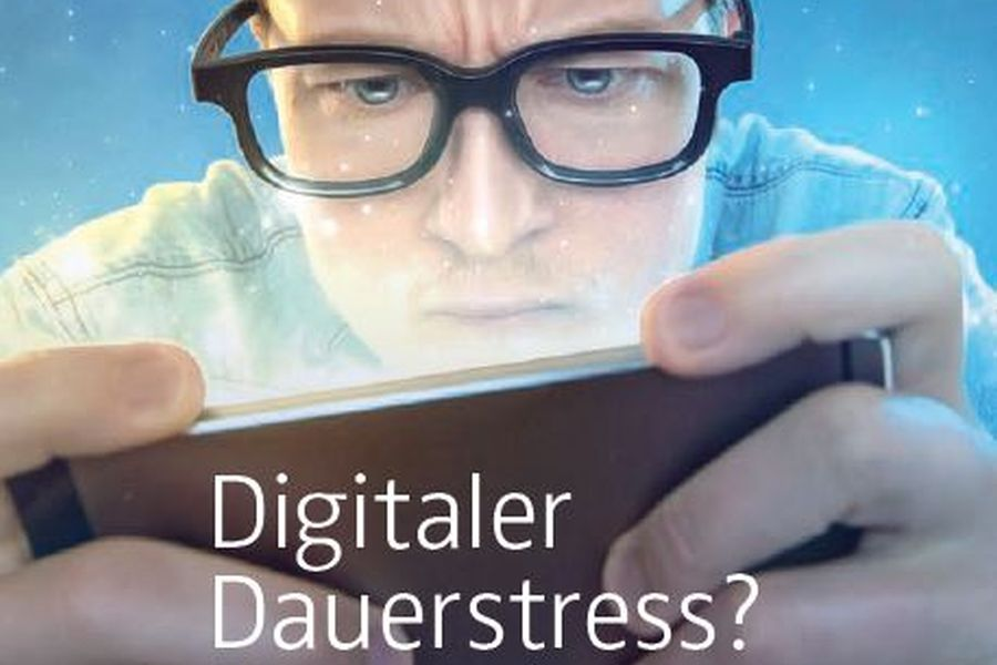 Digitaler Dauerstess durch das Smartphone