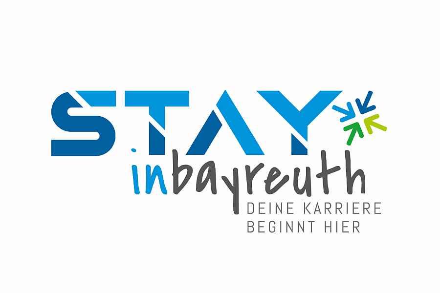 Logo von Stay in Bayreuth, Deine Karriere beginnt hier.